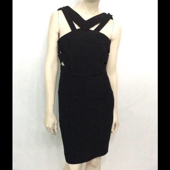 Roland Mouret Dresses & Skirts - Roland Mouret Black Strappy Dress